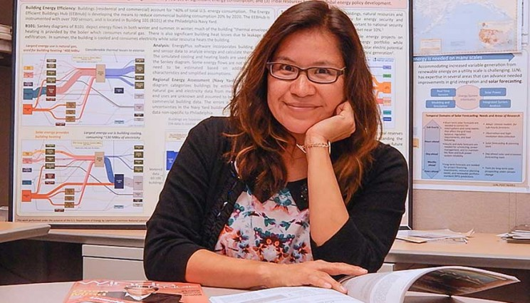 Lab engineer helps Native Americans achieve energy independence