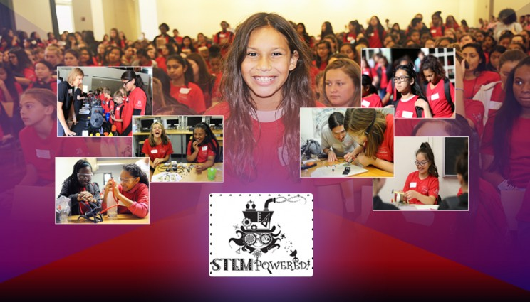 Girls empowered to expand their horizons