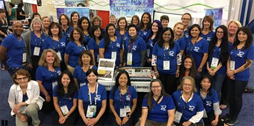Lab Triples Attendance at Grace Hopper Celebration of Women in Computing